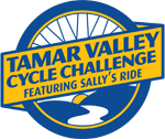 Tamar Valley Cycling Challenge Featureing Sally's Ride